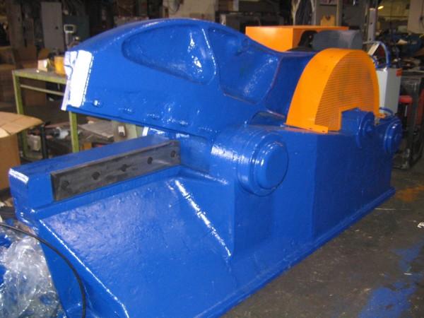 Used Rebar Procesing Equipment