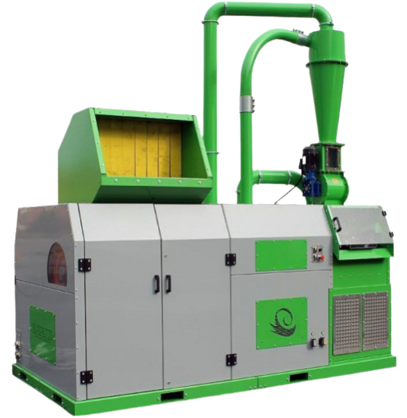 CABLE WIRE RECYCLING MACHINES & METAL PROCESSING SYSTEMS