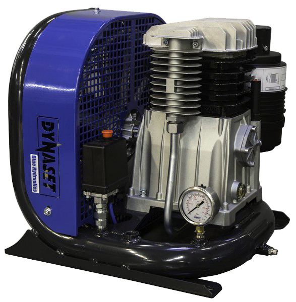 COMPACT HYDRAULIC DRIVEN AIR COMPRESSORS