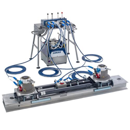 LUKAS Rerailing System