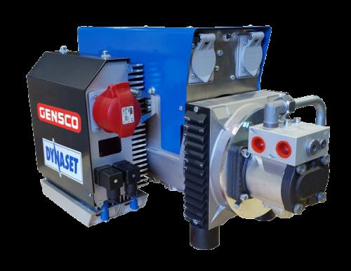dynast gensco hydraulic magnet generator