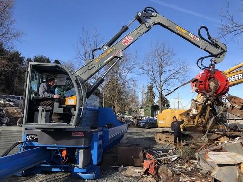 Scrap and Demolition Grapples