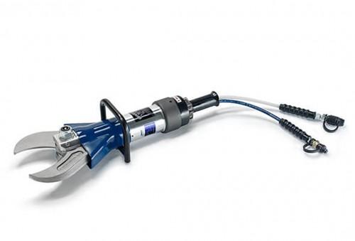 lukas handheld hydraulic shear jaws of life hurst