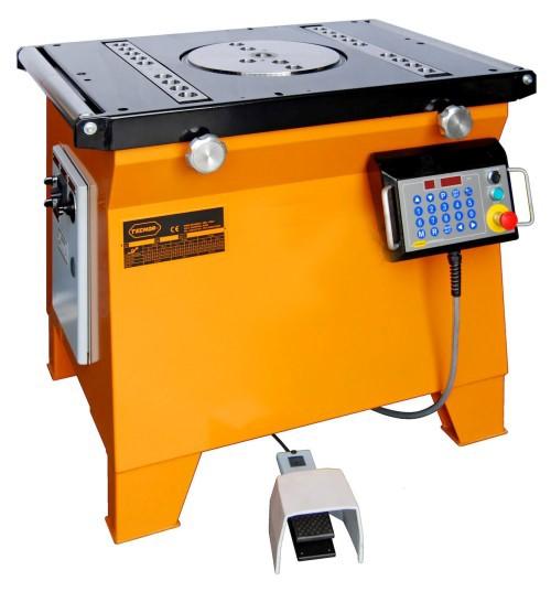 Rebar Bending machine with out rebar