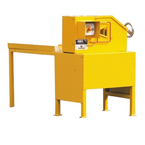 Stand Alone Industrial Yellow Cable Stripping Machine