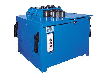 Blue Rebar Bending Machine